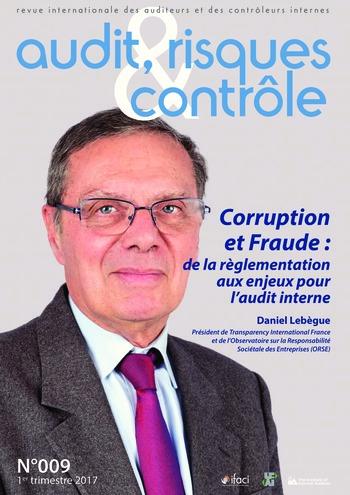 N°009 - mar 2017 Fraude et corruption (marchés publics, loi Sapin 2 et donneurs d'alerte …) page 1