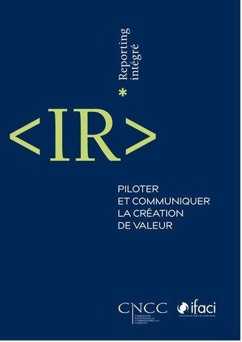 <IR> Piloter et communiquer la création de valeur (IFACI/CNCC) page 1