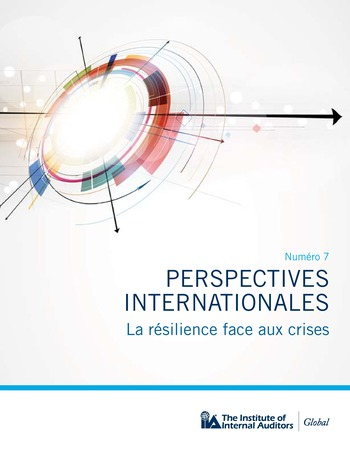 Perspectives internationales - La résilience face aux crises page 1