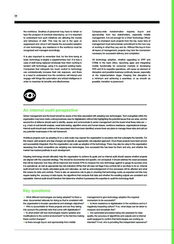 Risk in Focus 2019 page 15