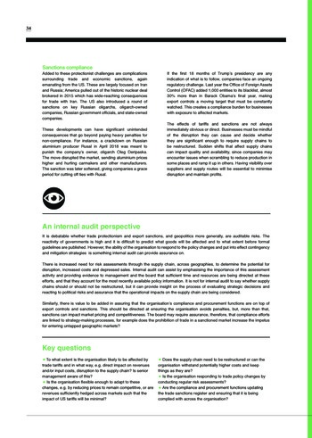 Risk in Focus 2019 page 35