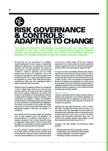 Risk in Focus 2019 page 37