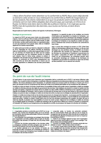 Risk in Focus 2019 page 12