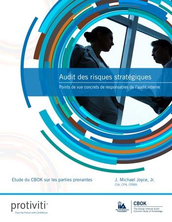 Audit des risques stratégiques page 1