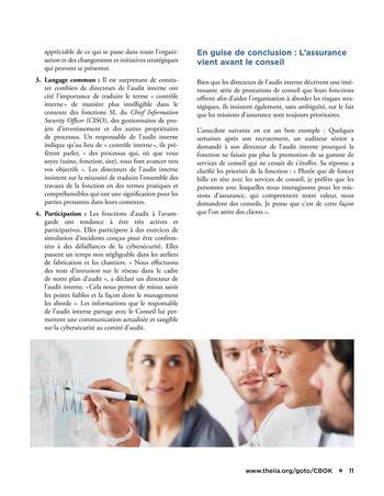 Audit des risques stratégiques page 11