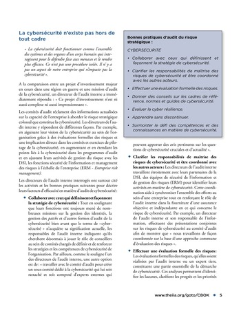 Audit des risques stratégiques page 5