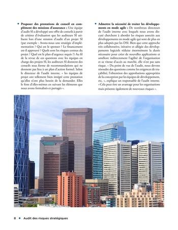 Audit des risques stratégiques page 8