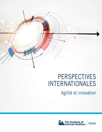 Perspectives internationales - Agilité et innovation page 1