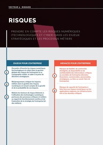 Guide d'audit de la gouvernance du Système d'Information de l'entreprise numérique - 2ème édition page 28