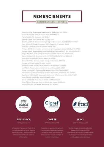 Guide d'audit de la gouvernance du Système d'Information de l'entreprise numérique - 2ème édition page 4