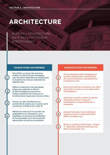 Guide d'audit de la gouvernance du Système d'Information de l'entreprise numérique - 2ème édition page 44