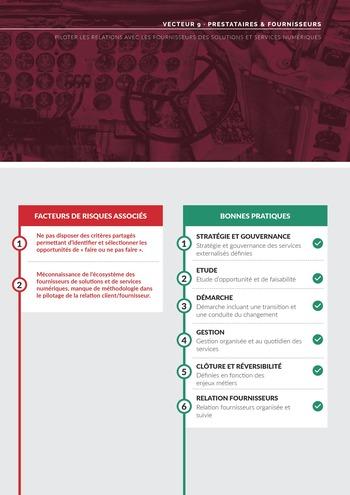 Guide d'audit de la gouvernance du Système d'Information de l'entreprise numérique - 2ème édition page 79