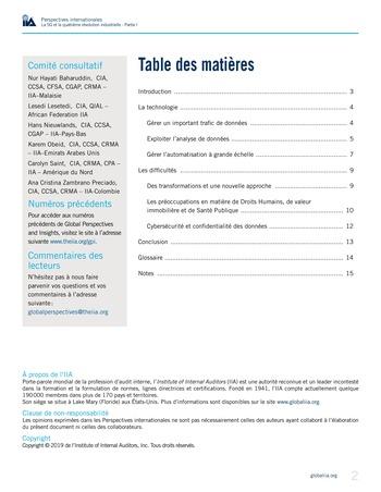 Perspectives internationales - La 5G et la quatrième révolution industrielle (partie 1) page 2