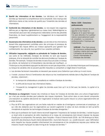 Perspectives internationales - La 5G et la quatrième révolution industrielle (partie 1) page 6