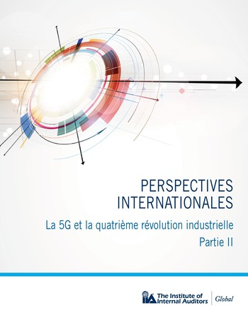 Perspectives internationales - La 5G et la 4ème révolution industrielle (partie 2) page 1