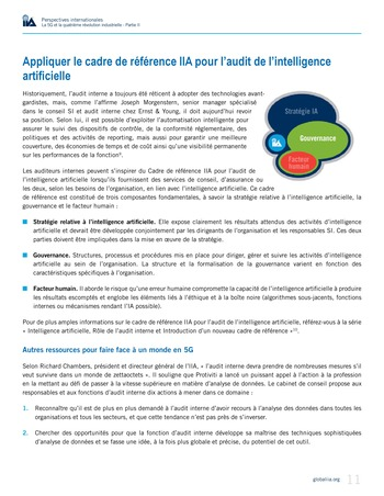 Perspectives internationales - La 5G et la 4ème révolution industrielle (partie 2) page 11