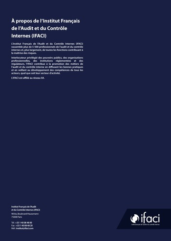 Risk in Focus 2020 - Board Briefing page 8