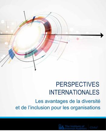 Perspectives internationales - Les avantages de la diversité et de l'inclusion pour les organisations page 1