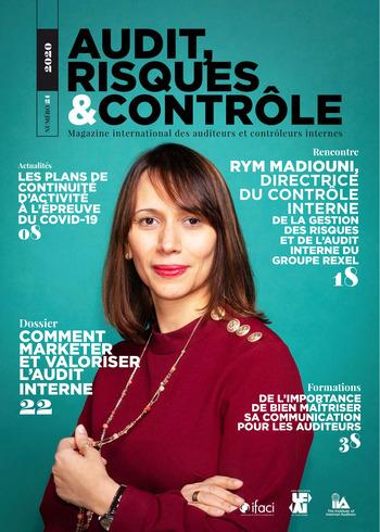 Audit, Risques & Contrôle N°21 page 1