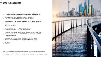 Benchmark Contrôle interne 2019 - IFACI page 2