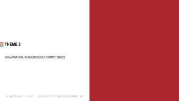 Benchmark Contrôle interne 2019 - IFACI page 6