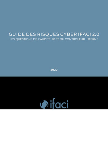 Guide des risques cyber - Ifaci 2.0 / 2020 page 1