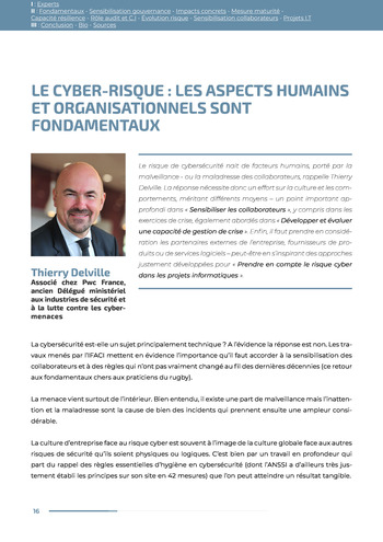 Guide des risques cyber - Ifaci 2.0 / 2020 page 16