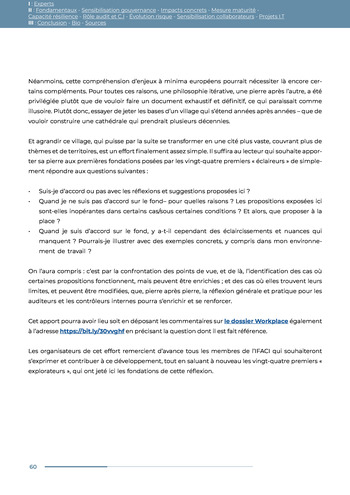 Guide des risques cyber - Ifaci 2.0 / 2020 page 60