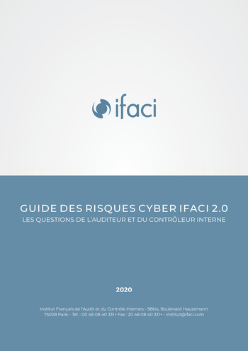 Guide des risques cyber - Ifaci 2.0 / 2020 page 66