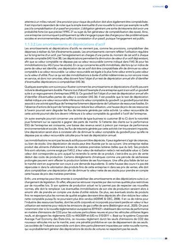 Quelles connexions entre la comptabilité financière et le non-financier ? / Version longue / Audencia page 25