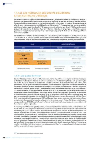 Quelles connexions entre la comptabilité financière et le non-financier ? / Version longue / Audencia page 26
