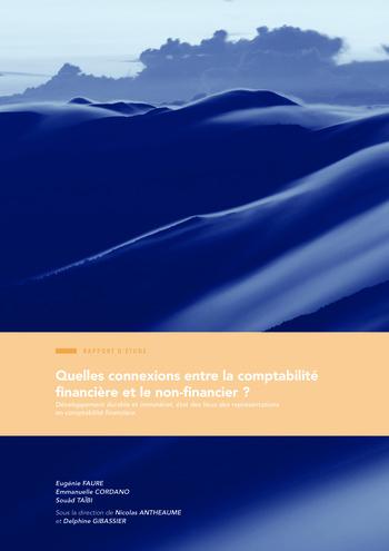 Quelles connexions entre la comptabilité financière et le non-financier ? / Version longue / Audencia page 3