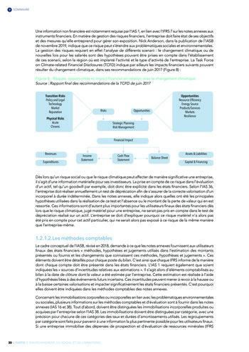 Quelles connexions entre la comptabilité financière et le non-financier ? / Version longue / Audencia page 30