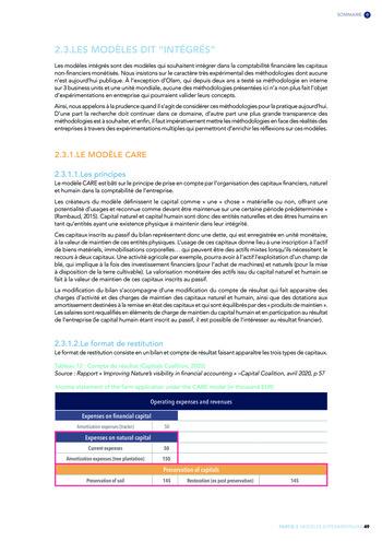Quelles connexions entre la comptabilité financière et le non-financier ? / Version longue / Audencia page 49
