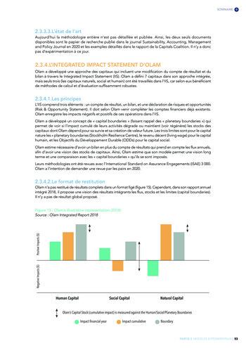 Quelles connexions entre la comptabilité financière et le non-financier ? / Version longue / Audencia page 53