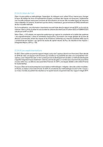 Quelles connexions entre la comptabilité financière et le non-financier ? / Version longue / Audencia page 54