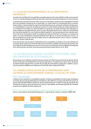 Quelles connexions entre la comptabilité financière et le non-financier ? / Version longue / Audencia page 58