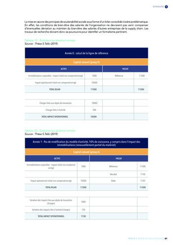 Quelles connexions entre la comptabilité financière et le non-financier ? / Version longue / Audencia page 61