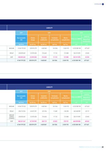 Quelles connexions entre la comptabilité financière et le non-financier ? / Version longue / Audencia page 63