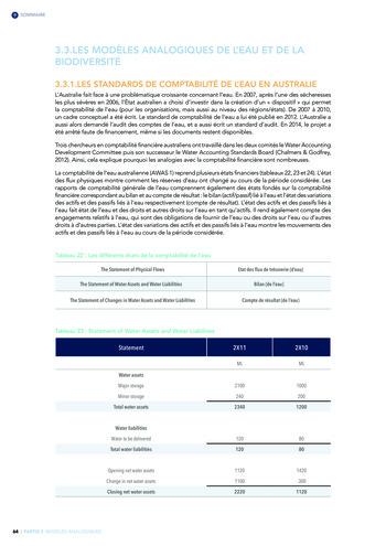 Quelles connexions entre la comptabilité financière et le non-financier ? / Version longue / Audencia page 64