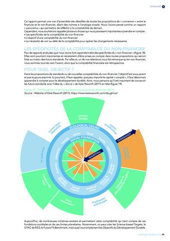Quelles connexions entre la comptabilité financière et le non-financier ? / Version longue / Audencia page 71