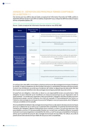 Quelles connexions entre la comptabilité financière et le non-financier ? / Version longue / Audencia page 88