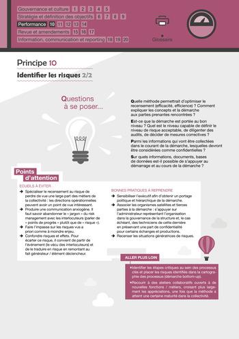Maîtriser-les-risques-dans-les-collectivités-territoriales-Fiches-pratiques page 20