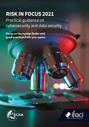 Risk in Focus 2021 - Guide pratique - Cybersecurité et sécurité des données page 1