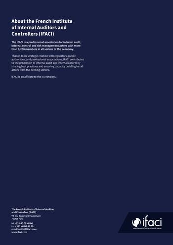 Risk in Focus 2021 - Guide pratique - Cybersecurité et sécurité des données page 16