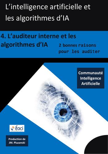 L'auditeur interne et les algorithmes d'IA page 1